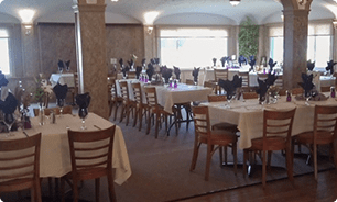 Barnard Restaurant Room B